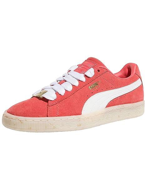 Puma Suede Classic Bboy Fabulous Donna Sneaker Rosso: Amazon