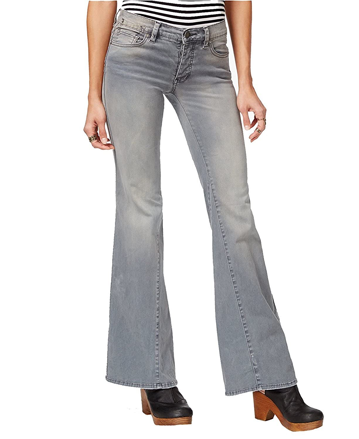Free People Women's Gold Coast Flared Jeans
