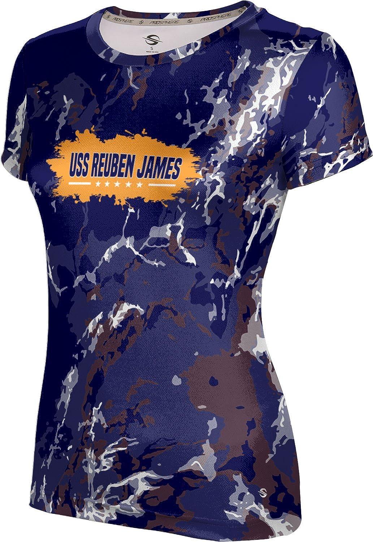 ProSphere Women's USS Reuben James Military Marble Tech Tee