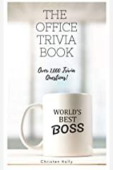 The Office Trivia Book: Over 1,000 Trivia Questions! Kindle Edition