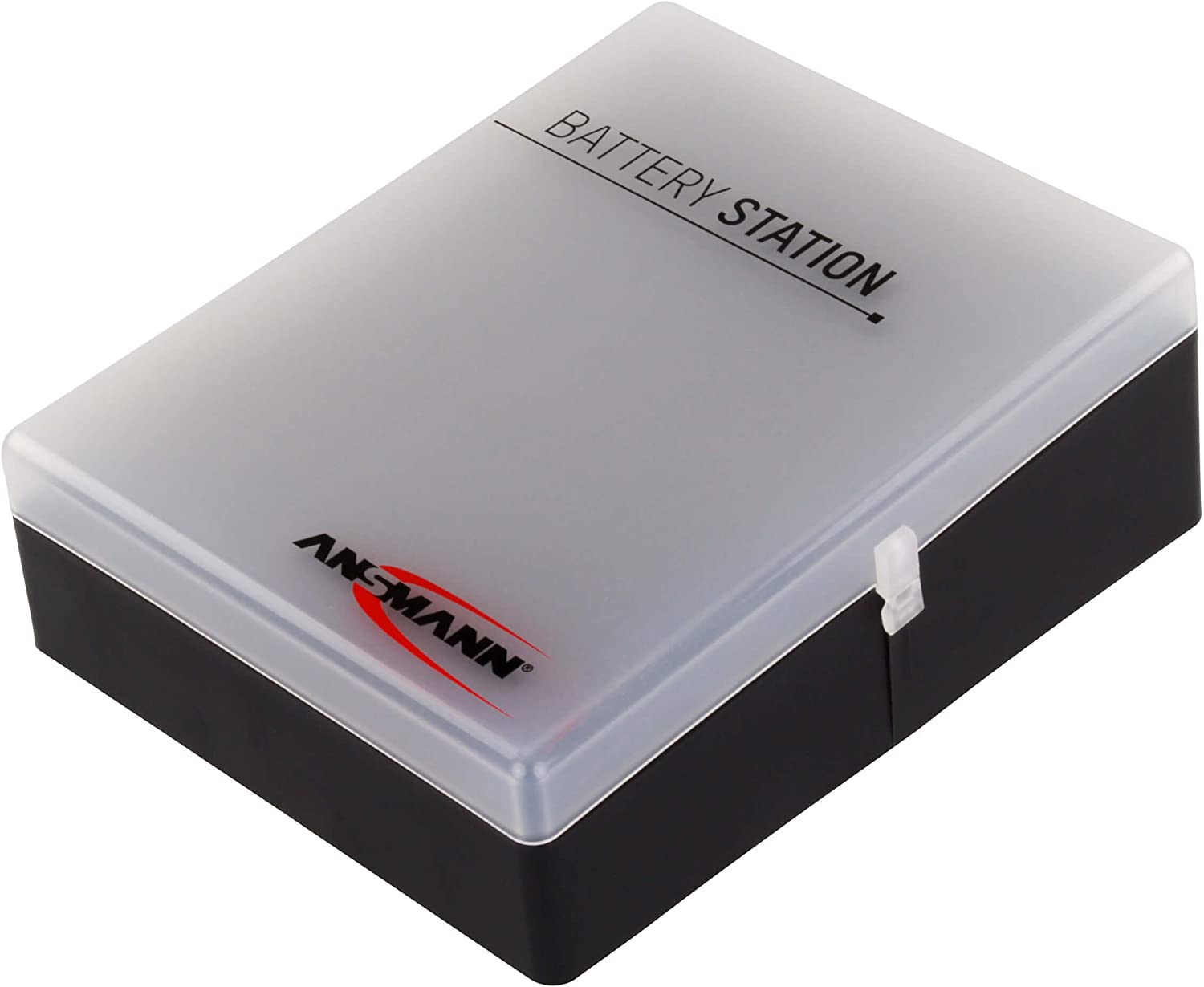 ANSMANN Premium Battery Box for up to 24x AA 16x AAA and 4X 9V PP3 Block-Style Batteries or Rechargeable Batteries//Storage Box for Protection and Transportation