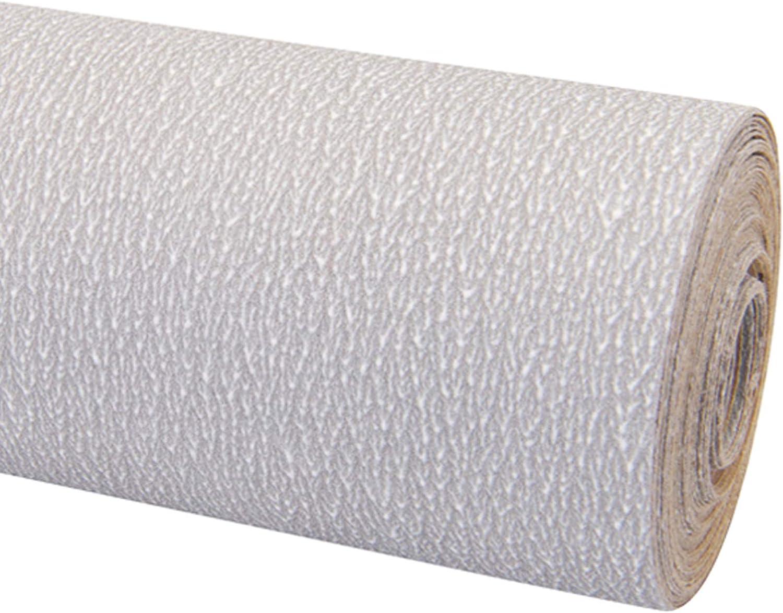 Dapetz /® Abrasive Stearated Aluminium Oxide Roll 115mm X 5M Sandpaper 400 Grit