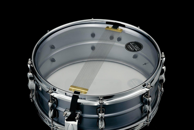 5.5 Inches X 14 Inches Tama S.L.P Classic Dry Aluminum Snare Drum