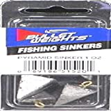 Bullet Weights Inc Pyramid Snkr 1Oz 6Pc Pack Fishing Products