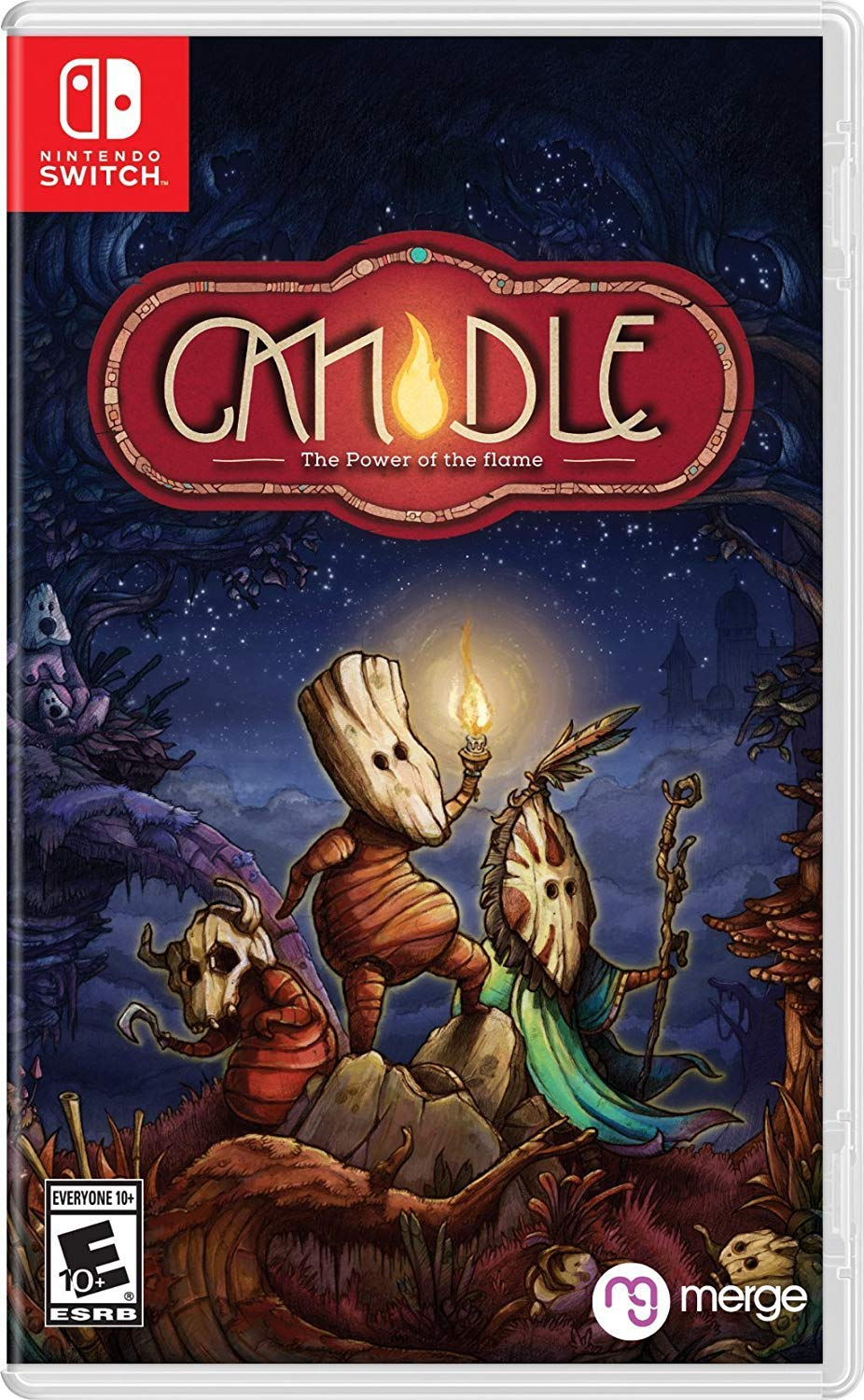 Candle: The Power of the Flame for Nintendo Switch USA: Amazon.es ...
