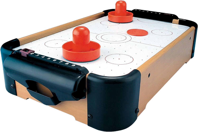 Solex 92201 - Mesa de Air Hockey, Madera, 34,5 x 22 x 7 cm, Talla ...