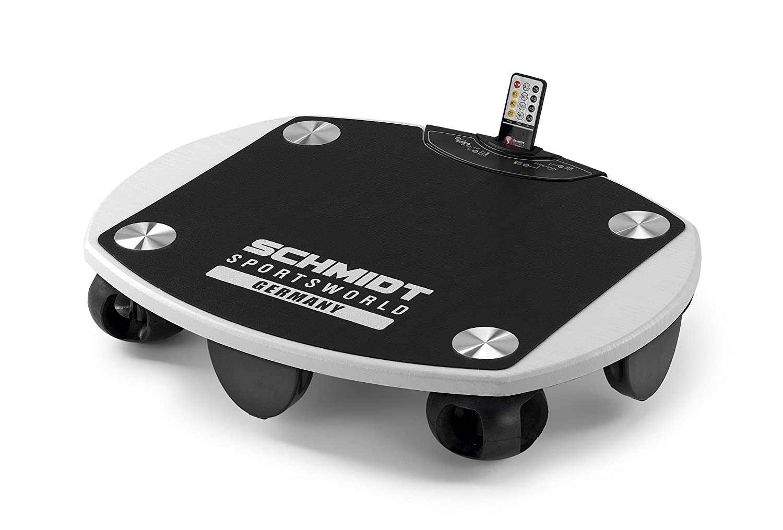Schmidt Sportsworld VIB 1 Vibrationsplatte, Weiß, 47.8 SCHM8|#Schmidt Sportsworld 95.0273