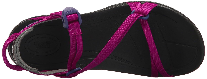 Teva Women's W Sirra Sport Sandal B071WML5SS 8 B(M) US|Boysenberry
