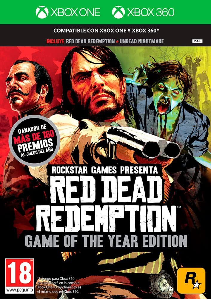 Red Dead Redemption Classics - Xbox one: Amazon.es: Videojuegos