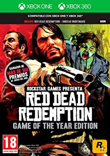 Take-Two Interactive Red Dead Redemption - Juego (Xbox 360, Xbox ...