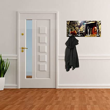 Appendiabiti da Parete con design Stollen parete d\' ingresso ...