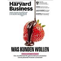Harvard Business Manager 10/2016: Was Kunden wollen