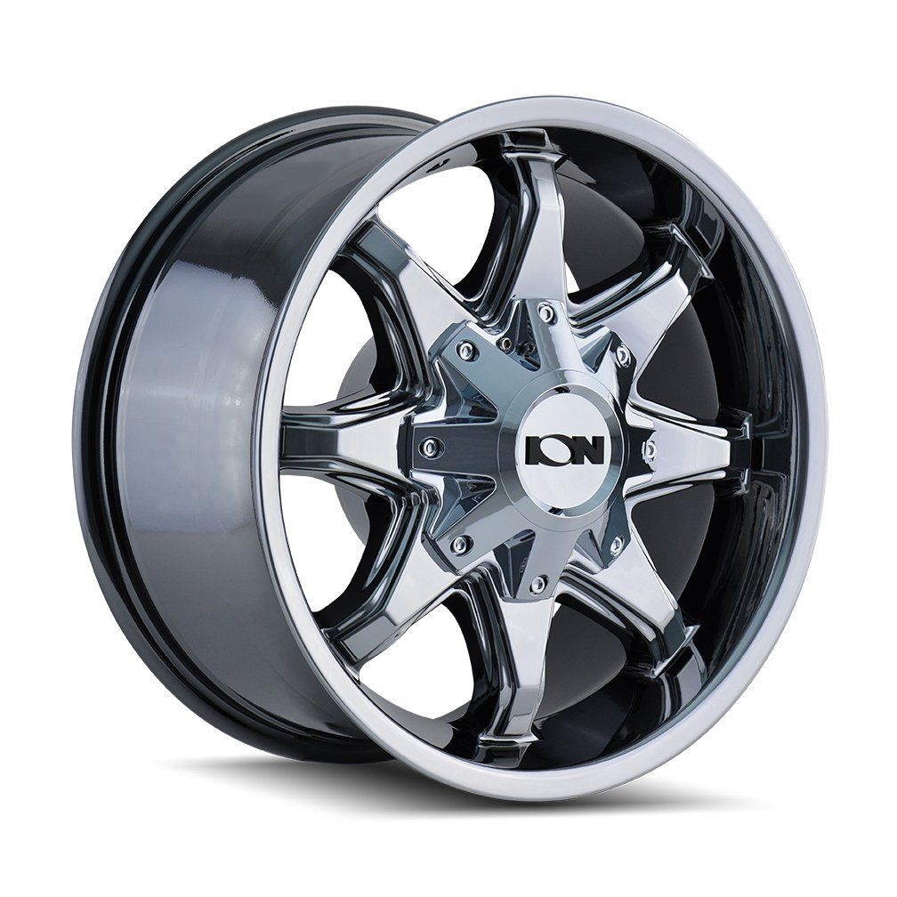 Ion Alloy Style 181 Wheel with PVD Finish (20x9''/8x180mm)
