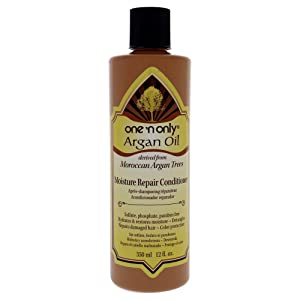 One N' Only Argan Oil Moisture Repair Conditioner, 12 Ounce