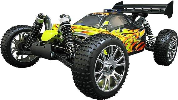 Carrocería Buggy BK12 RC 1:8 + spoiler + Envío gratis!! Color y diseño eligible: Amazon.es: Juguetes y juegos