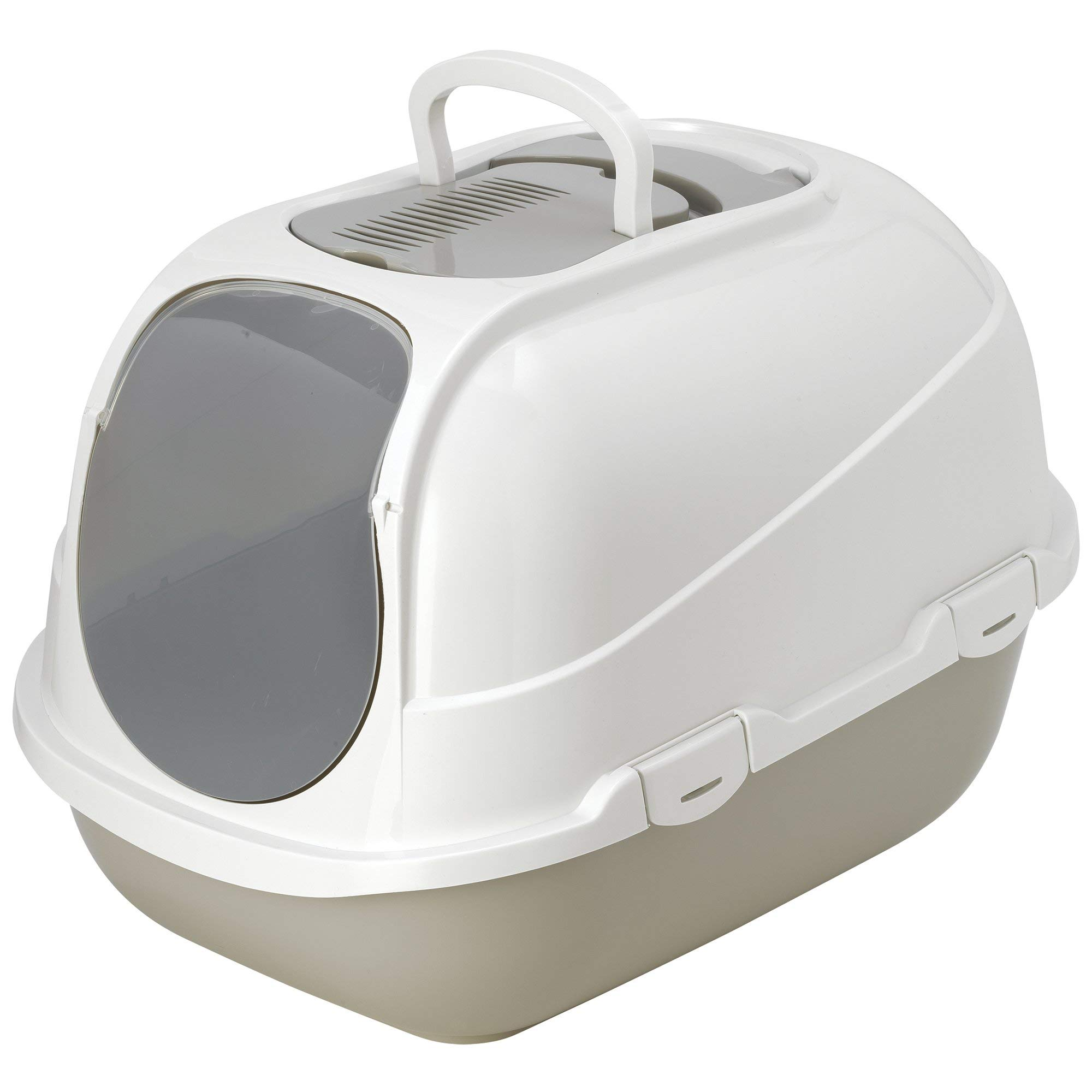 Moderna C270-0330 Multi Cats-Includes Liners Closed Litter Boxes