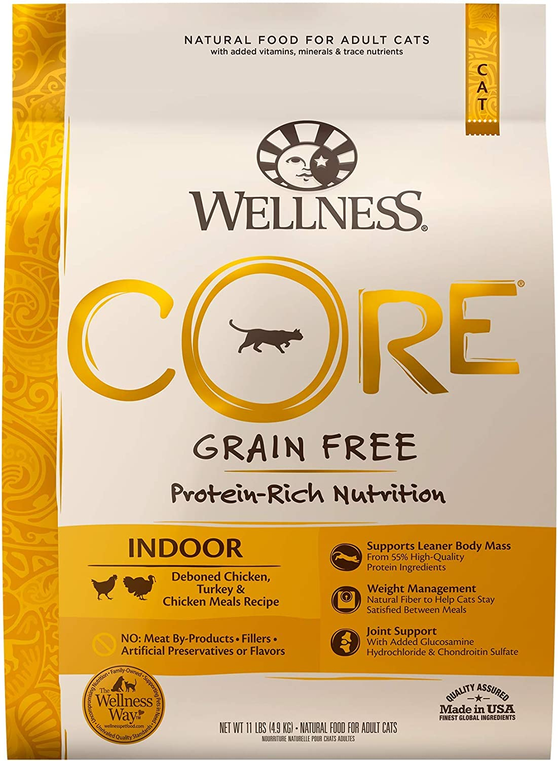 Wellness CORE Natural Grain Free Dry Cat Food