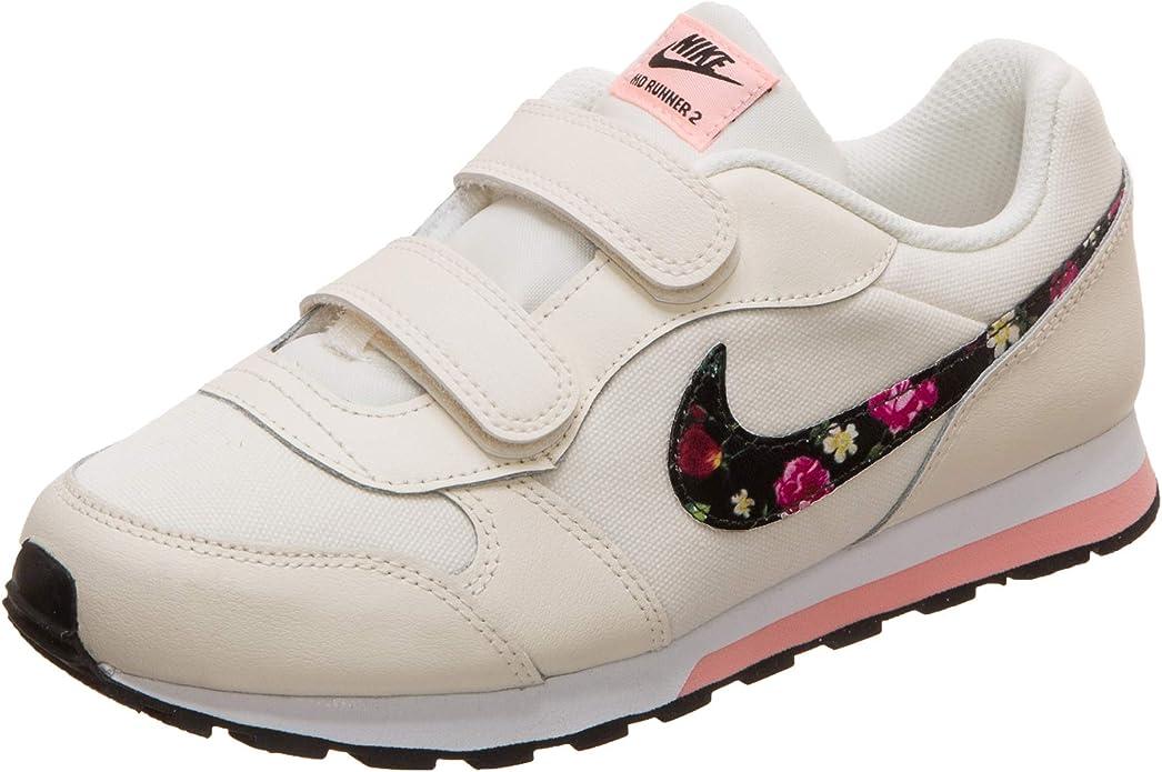 Nike MD Runner 2 VF, Chaussure de Marche Mixte Enfant
