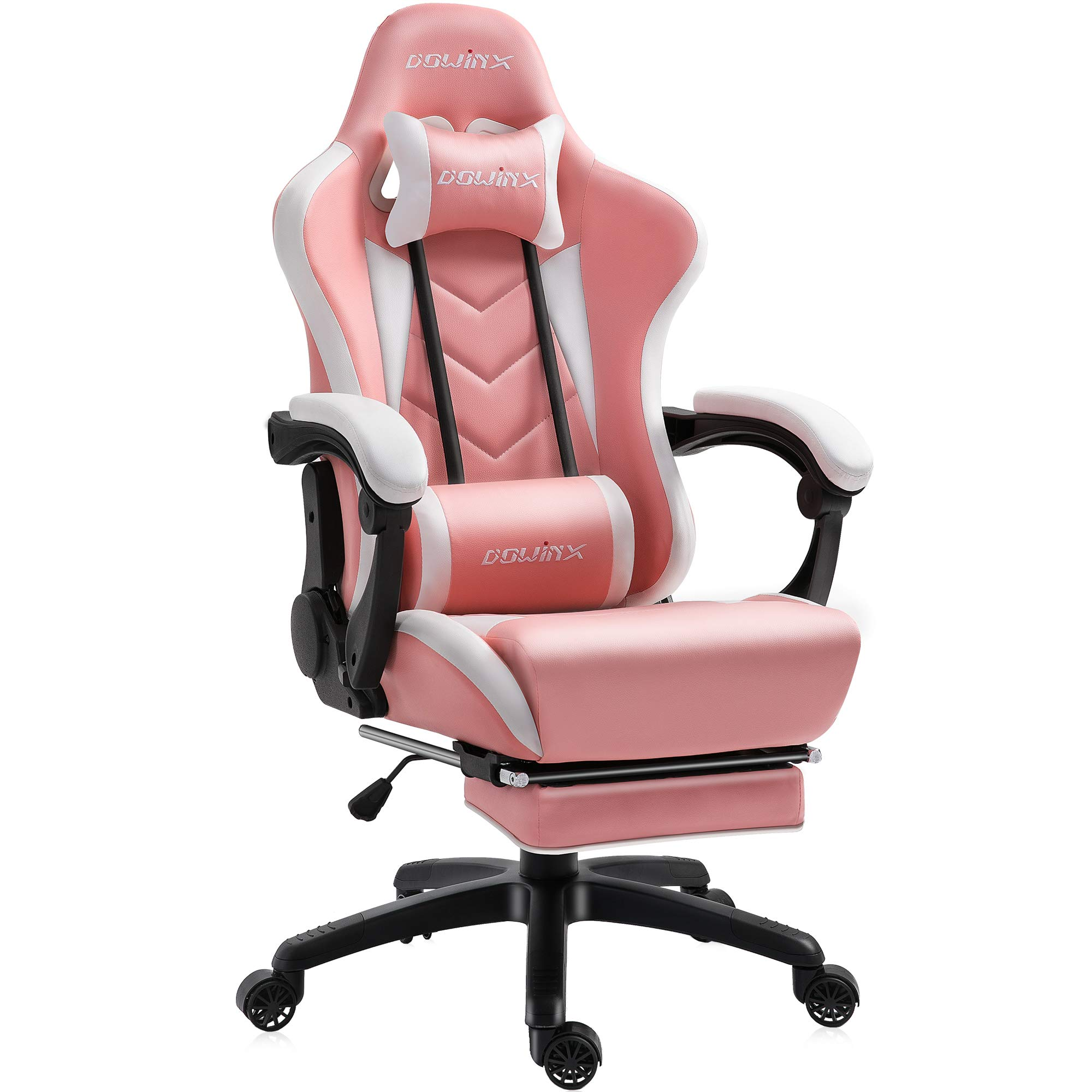 Dowinx Gaming Chair Ergonomic Racing Style Recliner with ...