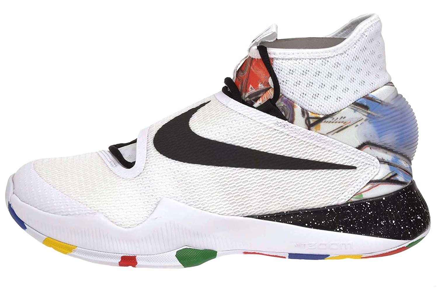 b9c22767a40 new Nike Zoom Hyperrev 2016 Lmtd Sz 11 Mens Basketball Shoes White New In  Box