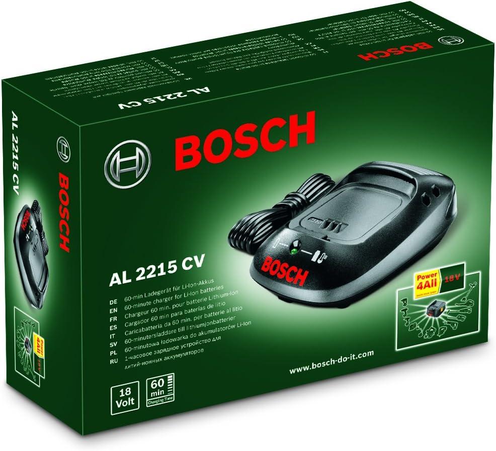 BOSCH Standard Ladegerät AL 2215 CV  14,4-18V Li-Ion NEU!!!