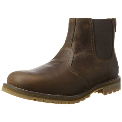 Timberland Mens Larchmont Chelsea Leather Boots | Boots