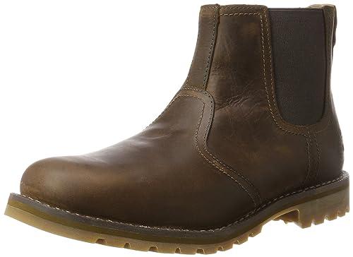 Timberland Larchmont, Botas Chelsea para Hombre: Amazon.es: Zapatos y complementos