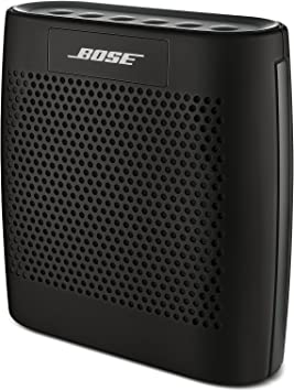 Amazon Com Bose Soundlink Color Bluetooth Speaker Black Home Audio Theater