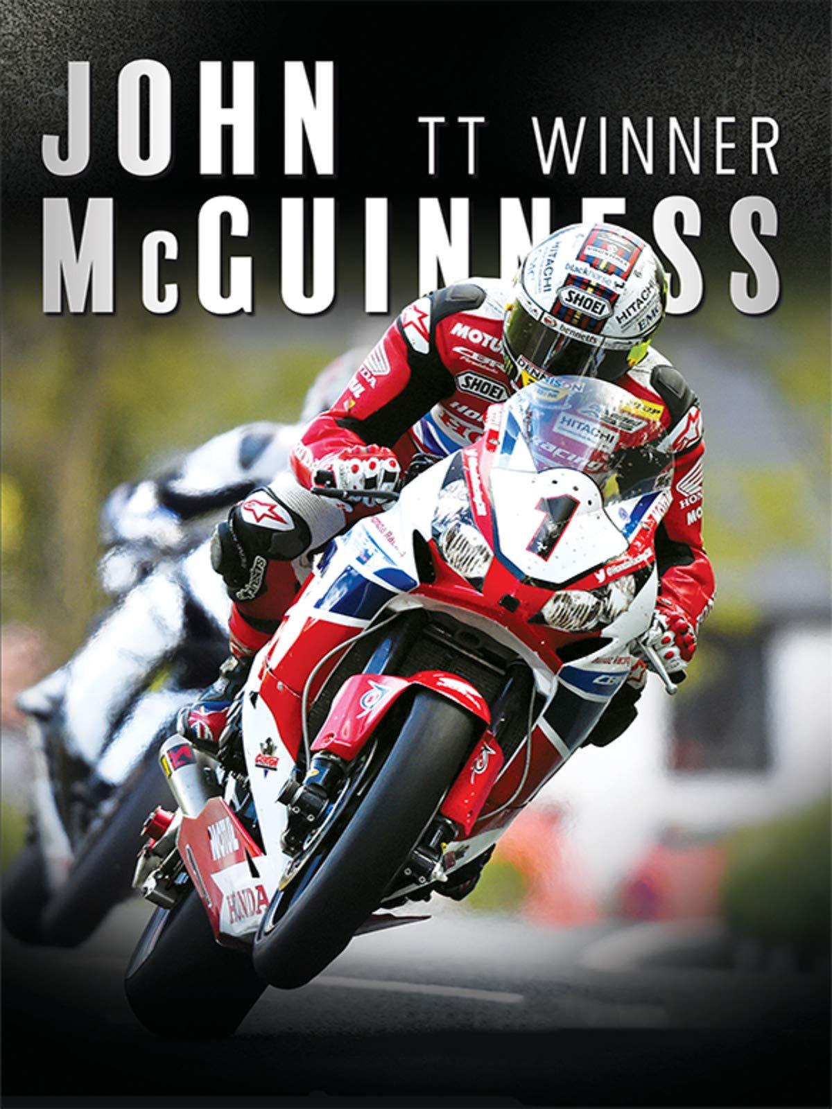 John McGuinness: TT Winner