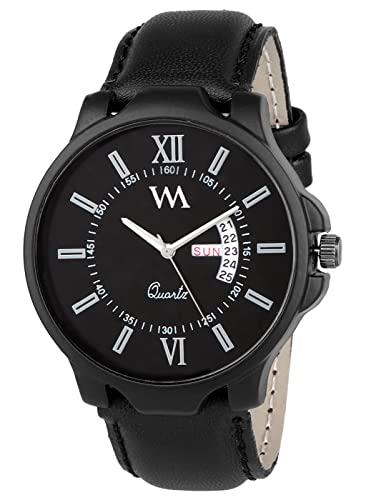 f2c995573d7e5 Image Unavailable. Image not available for. Colour  Watch Me Analogue Black  Dial Boy s   Men s ...