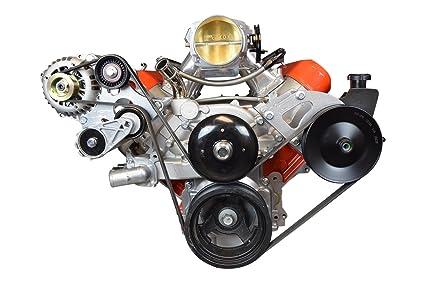 Amazon com: 5 3L LS Heavy Duty Truck Power Steering Bracket