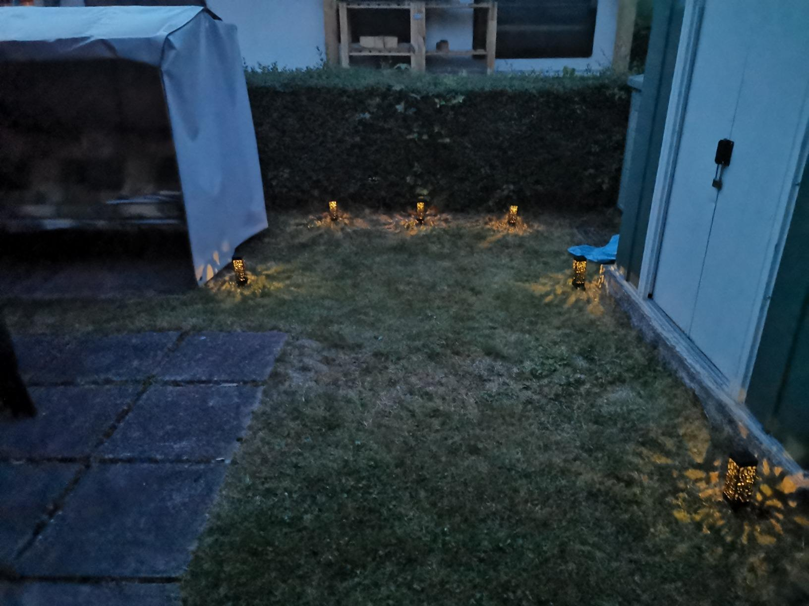 "6 x Solarleuchten ""Nasharia"" photo review"