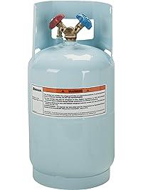 Robinair 34102 30 lbs. Refrigerant Tank for R-134a