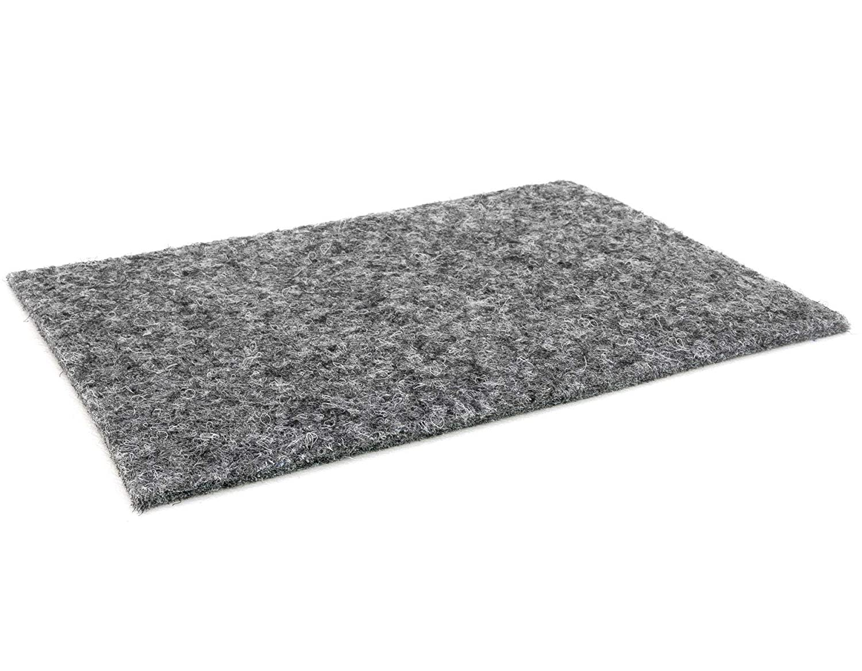 2,00m x 3,00m Blau Teppichboden Antistatische Zertifizierte Auslegeware Schalld/ämmender Nadel-Vlies Bodenbelag Nadelfilz Meterware TURBO B1
