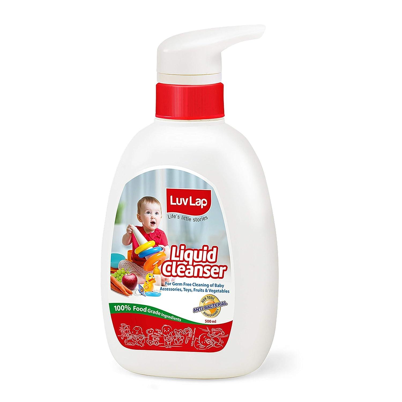 LuvLap 500ml Liquid Cleanser $3.07 Coupon
