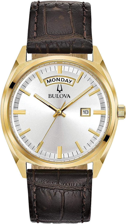 Bulova Reloj de Pulsera 97C106