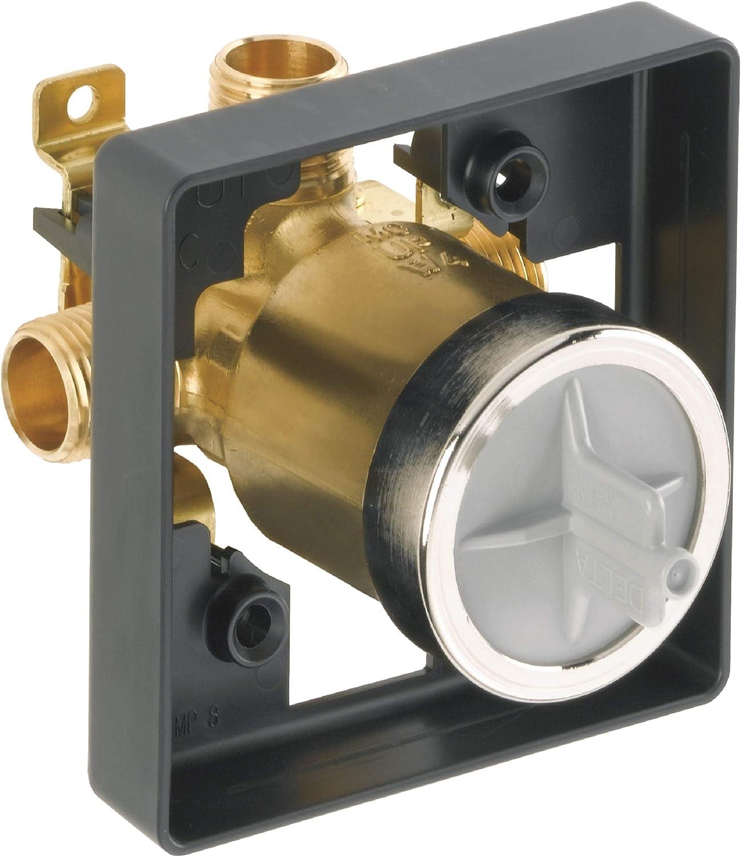 DELTA R10000-UNBXHF MultiChoice Universal Shower Valve