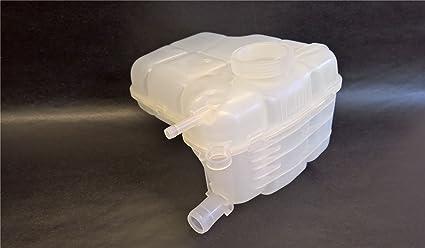D2P Depósito de rebosadero para refrigerante de motor para 13393368: Amazon.es: Coche y moto