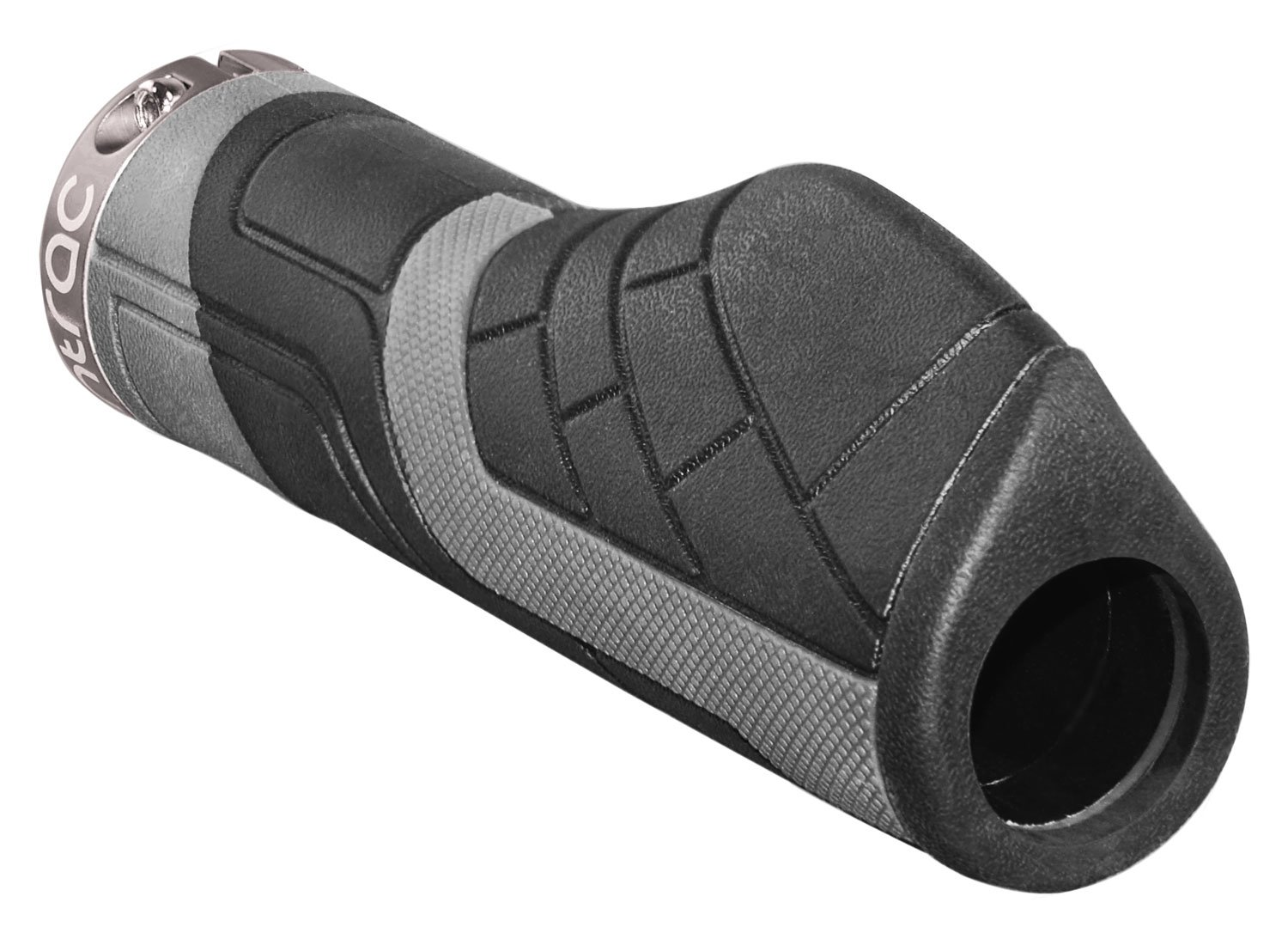 Comfort Lock On Bike Handlebar Grips Ergo Rubber