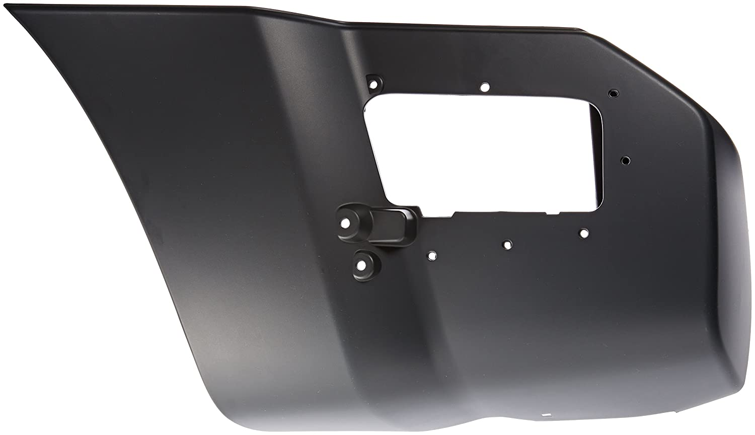 OE Replacement Nissan/Datsun Xterra Rear Driver Side Bumper Extension Outer (Partslink Number NI1104116) Unknown NI1104116V