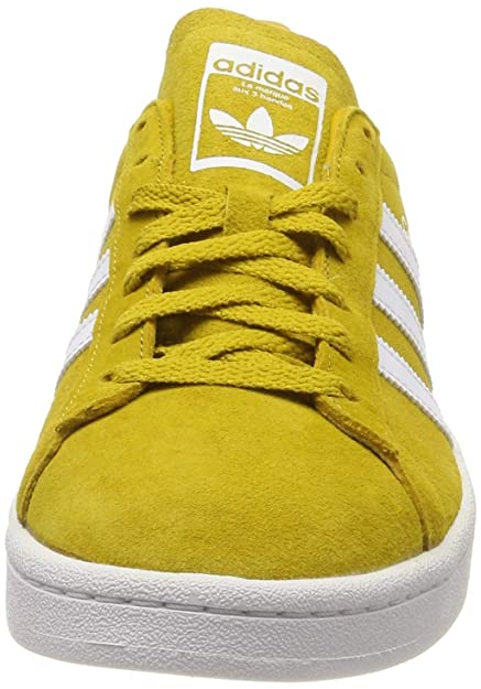 adidas Campus CM8444 Mens Shoes Yellow