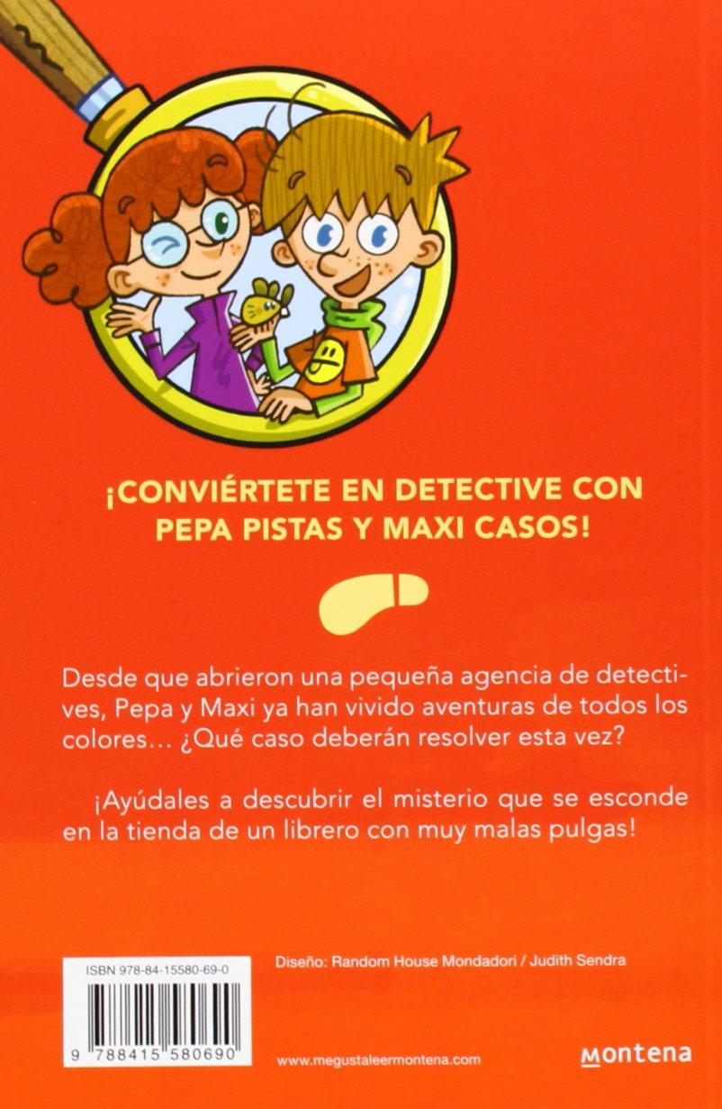 El caso del librero misterioso Serie Los BuscaPistas 2: Amazon.es: Teresa  Blanch, José Ángel Labari Ilundain: Libros