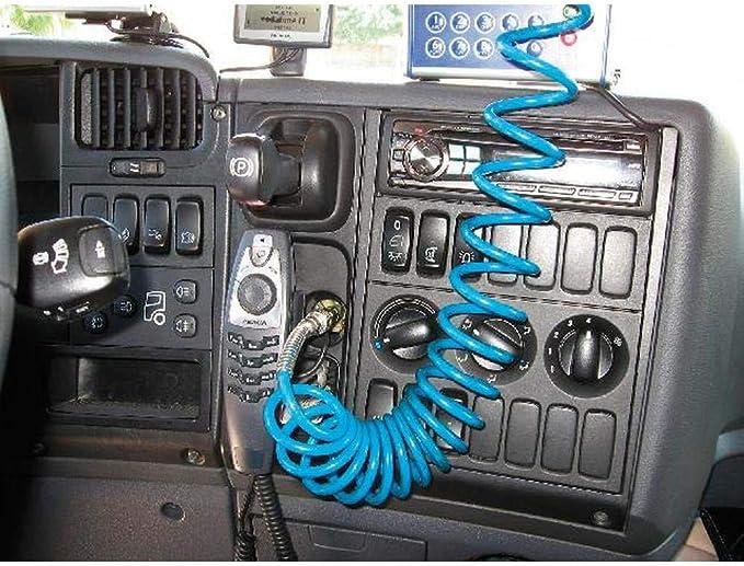Lampa 98076 Luftanschluss C1 Auto