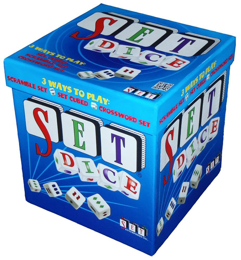 Amazon.com: SET Dice Game: Toys & Games