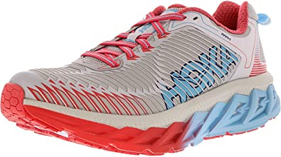 4e8be0359d006 HOKA ONE ONE Arahi Running Shoe - Micro Chip/Dubarry - Womens - 7