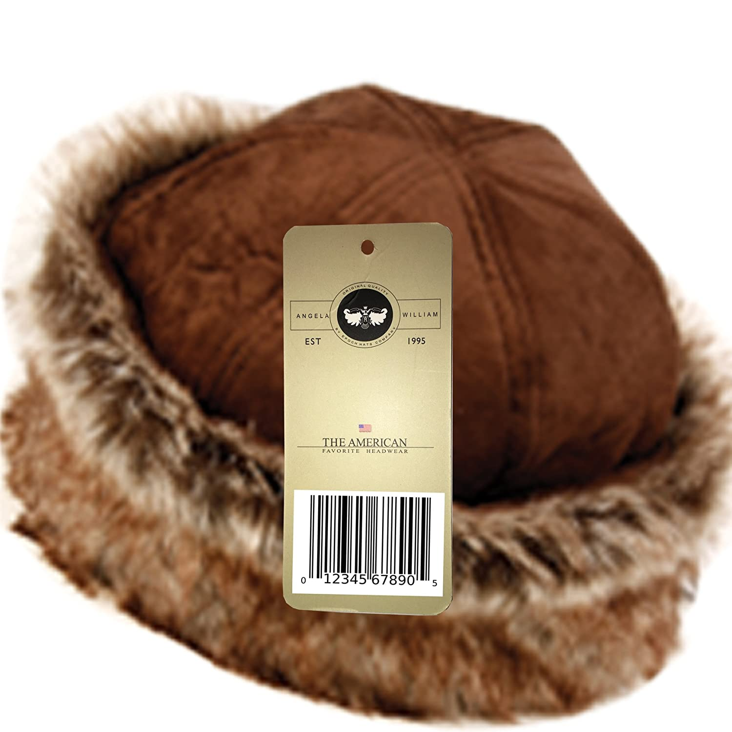 CL2192 Faux Leather With Faux Fur Trimmed Winter Fashion Hat (A KAHKI) at  Amazon Women s Clothing store  a26f6486974c