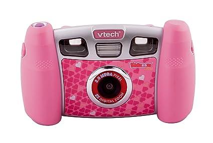 amazon com vtech kidizoom plus digital camera pink toys games rh amazon com Charge Vtech Kidizoom Camera Vtech Kidizoom Camera Connect