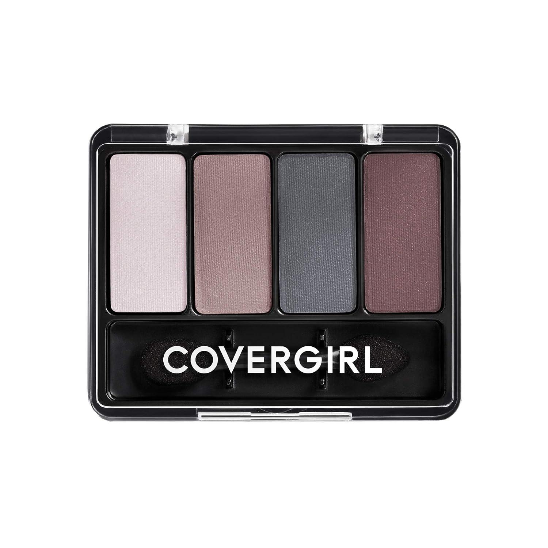 Covergirl Eye Enhancers 4-kit Eyeshadow, Smokey Nudes - 286, 1g Coty 286 Smokey Nudes