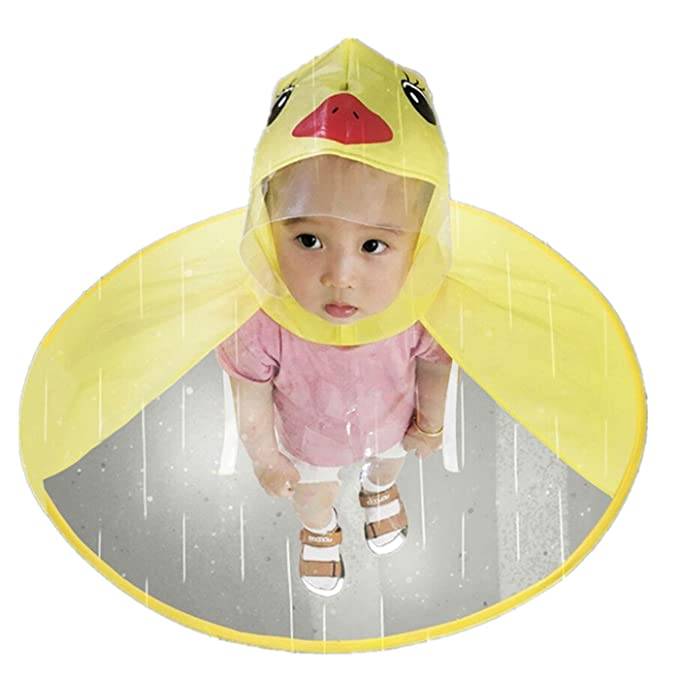 moderate price good out x greatvarieties Clearance!!! Kids Cute Duck Raincoat Vovotrade Children ...