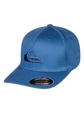 Quiksilver Hombre AQYHA03978 Gorra de béisbol - Azul - S/M: Amazon ...